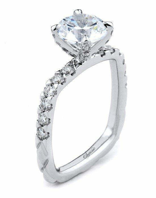 Supreme Jewelry SJ1590 Engagement Ring photo