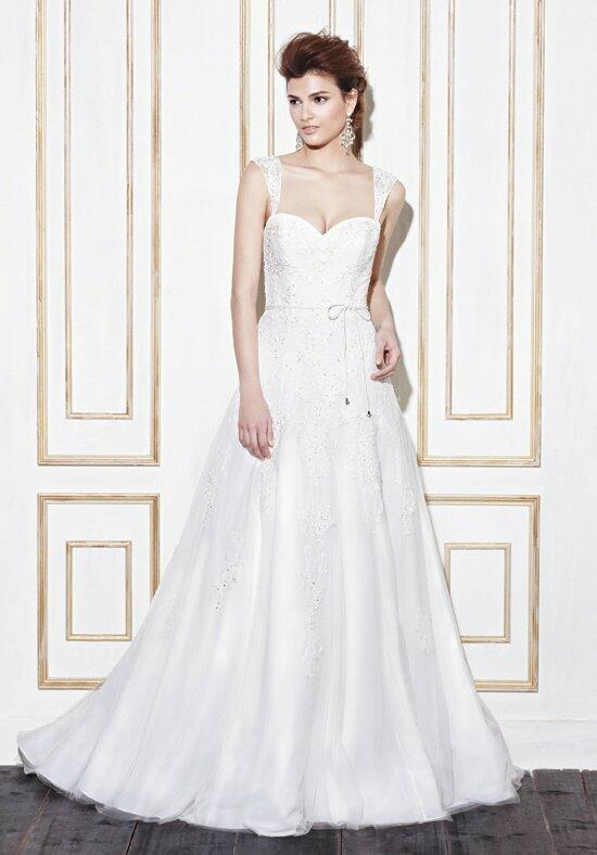 Blue by Enzoani Geneva Wedding Dress photo