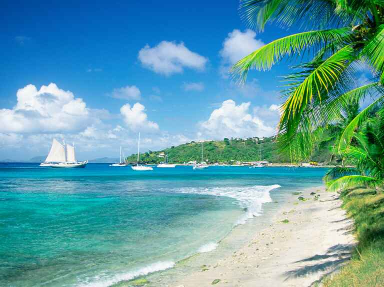 50 best honeymoon destinations for Best caribbean honeymoon locations