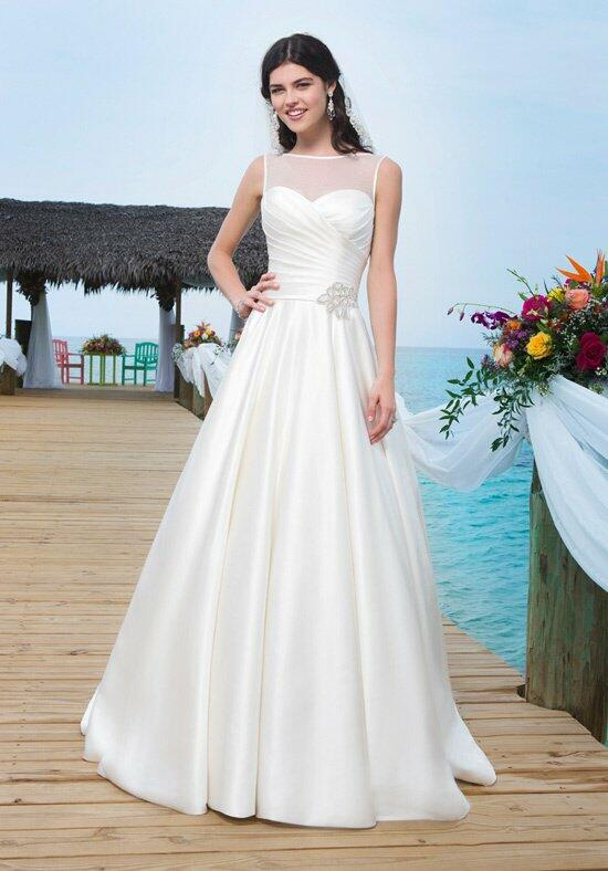 Sincerity Bridal 3787 Wedding Dress photo