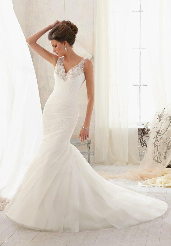 Blu by Madeline Gardner 5203 Wedding Dress photo