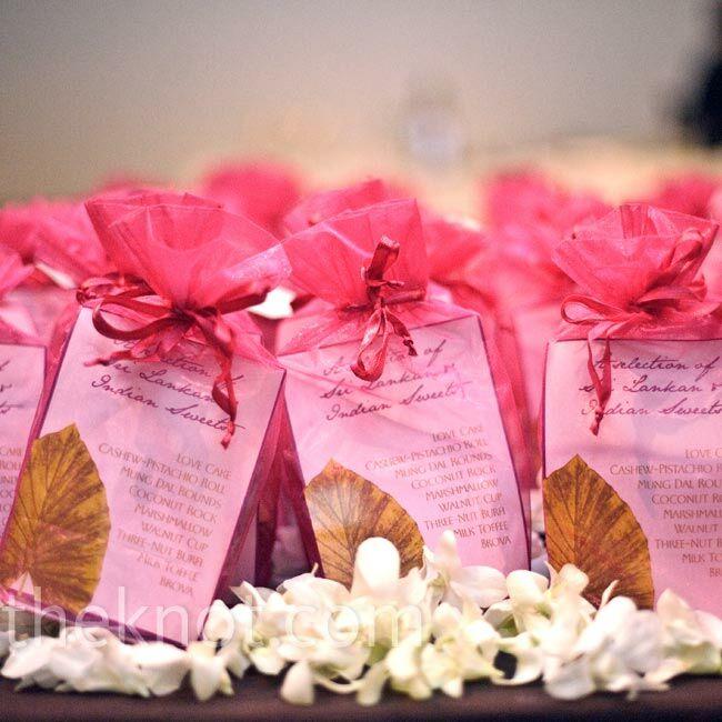 Wedding Gift Bags Sri Lanka : Candy Favor Bags