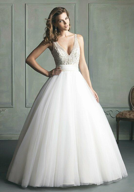 Allure Bridals 9103 Wedding Dress photo