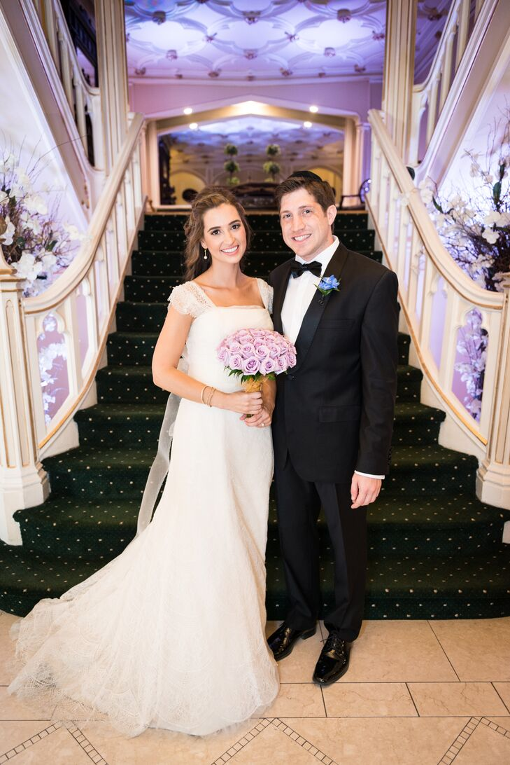 A Traditional Jewish Wedding At Greentree Country Club In New Rochelle York