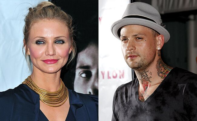 Cameron Diaz And Benji Madden Got Married