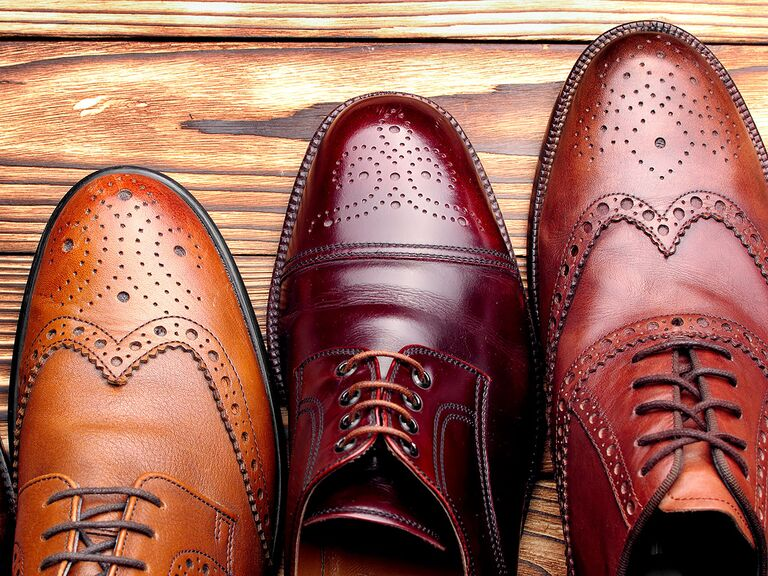 What To Wear With Brown Shoes Suit Color Combinations