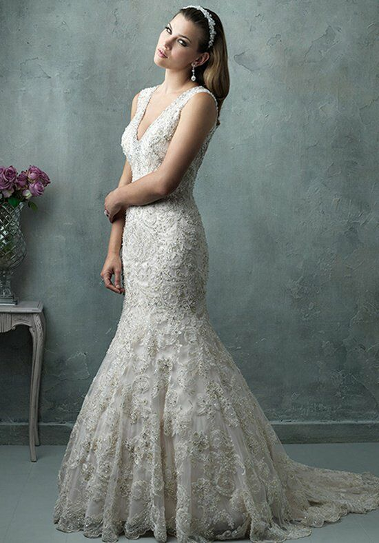 Allure Couture C326 Wedding Dress photo