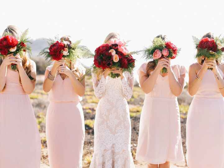 Most Popular Wedding Colors From The Knot 2016 Real