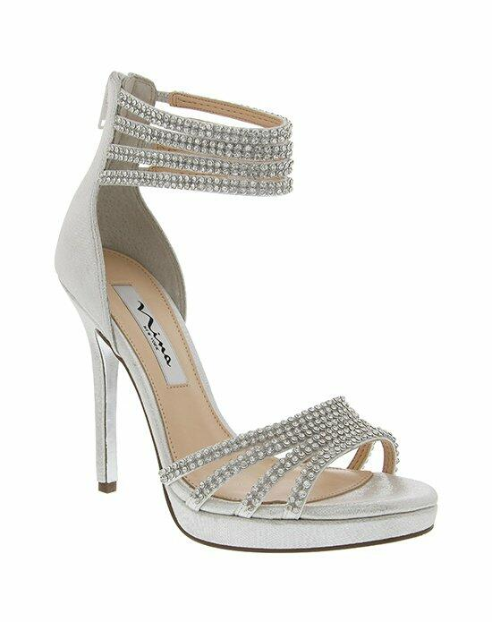 Nina Bridal Fergie Wedding Shoes photo