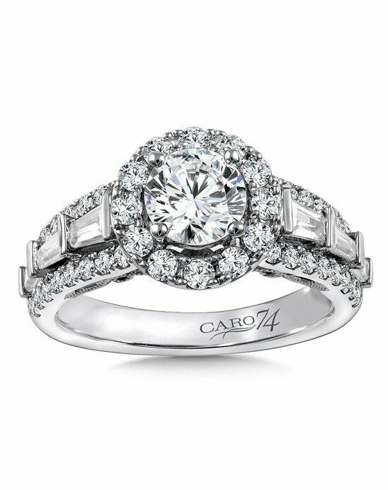 Caro 74 CR824W Engagement Ring photo