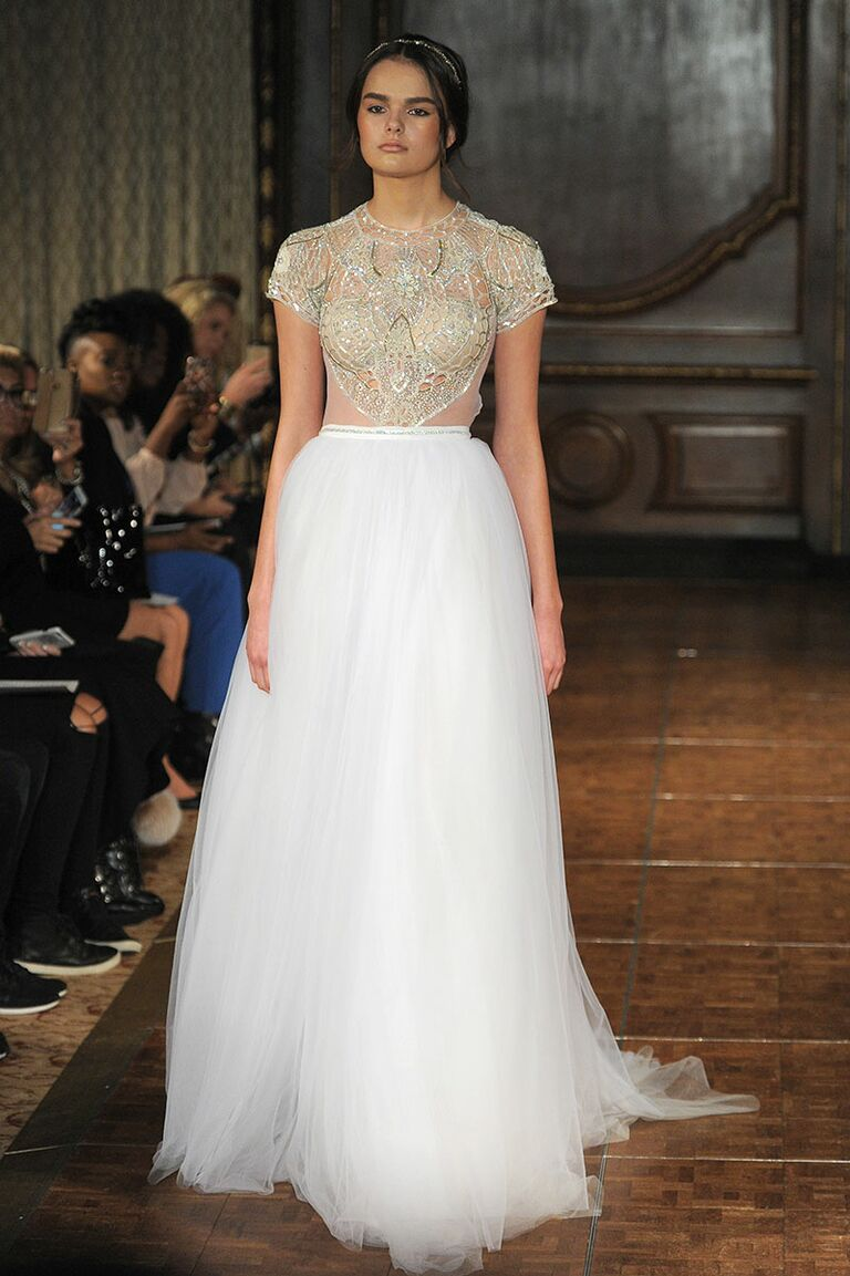 Idan Cohen Fall Collection Bridal Fashion Week Photos