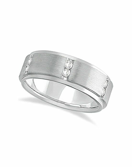 Allurez - Customized Rings UB709 Wedding Ring photo
