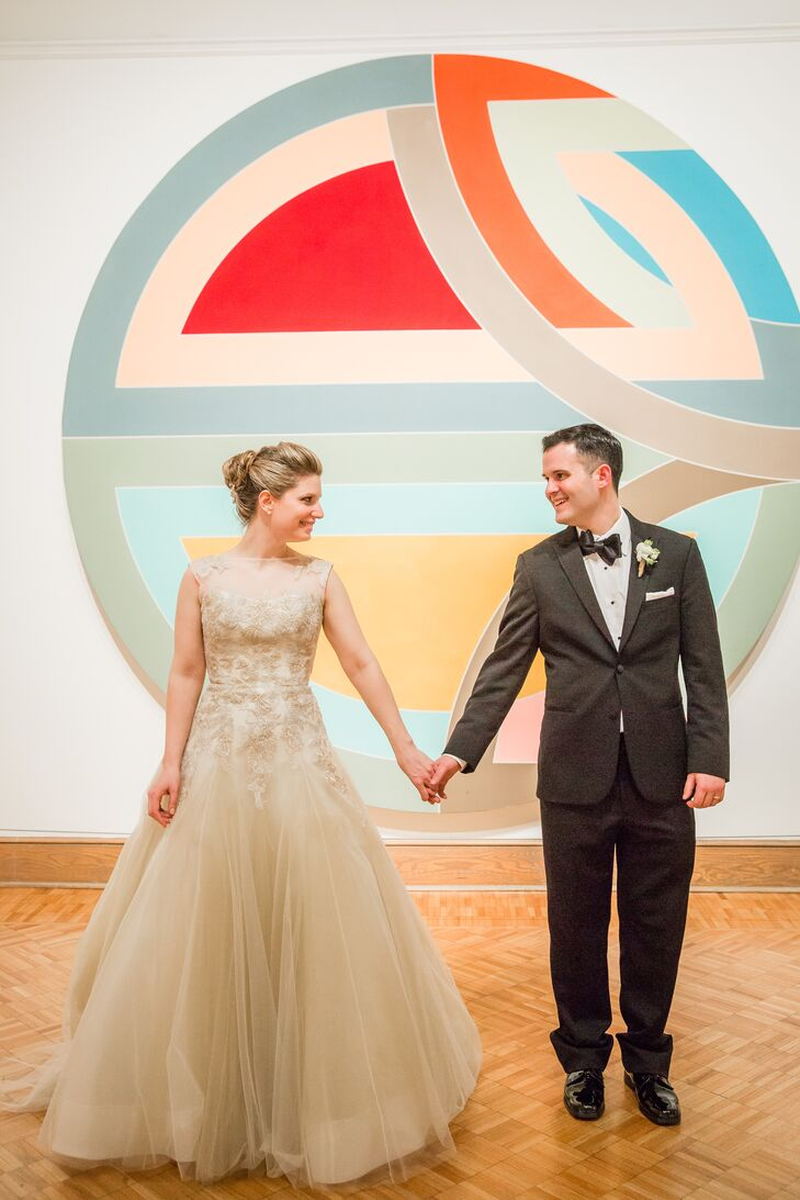An Elegant, Classic Wedding at the Currier Museum of Art in ...