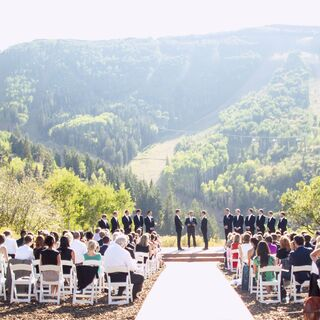 A Rustic Luxe Wedding in Park City
