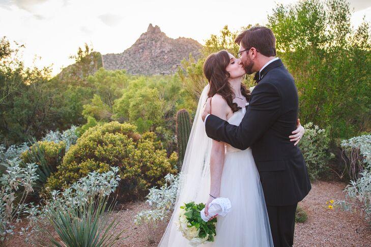 A Formal Desert Wedding At Four Seasons Resort Scottsdale Troon North In Arizona