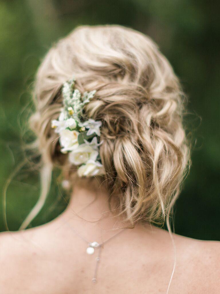 18 boho bridesmaid hairstyles