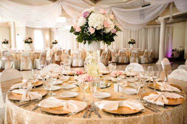 A Romantic Wedding At Floridian Ballrooms And Banquet