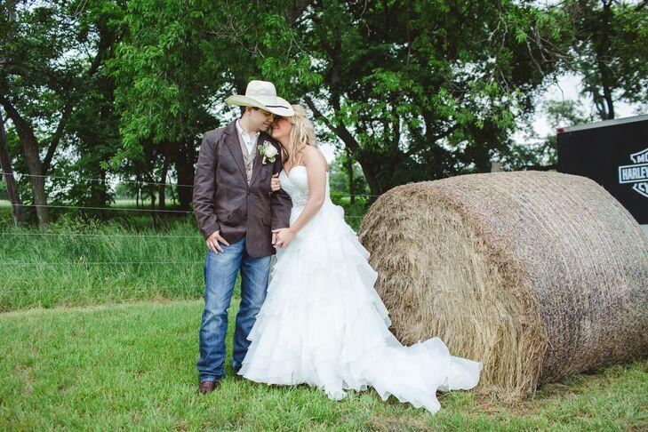 Western Wedding Picture Frames