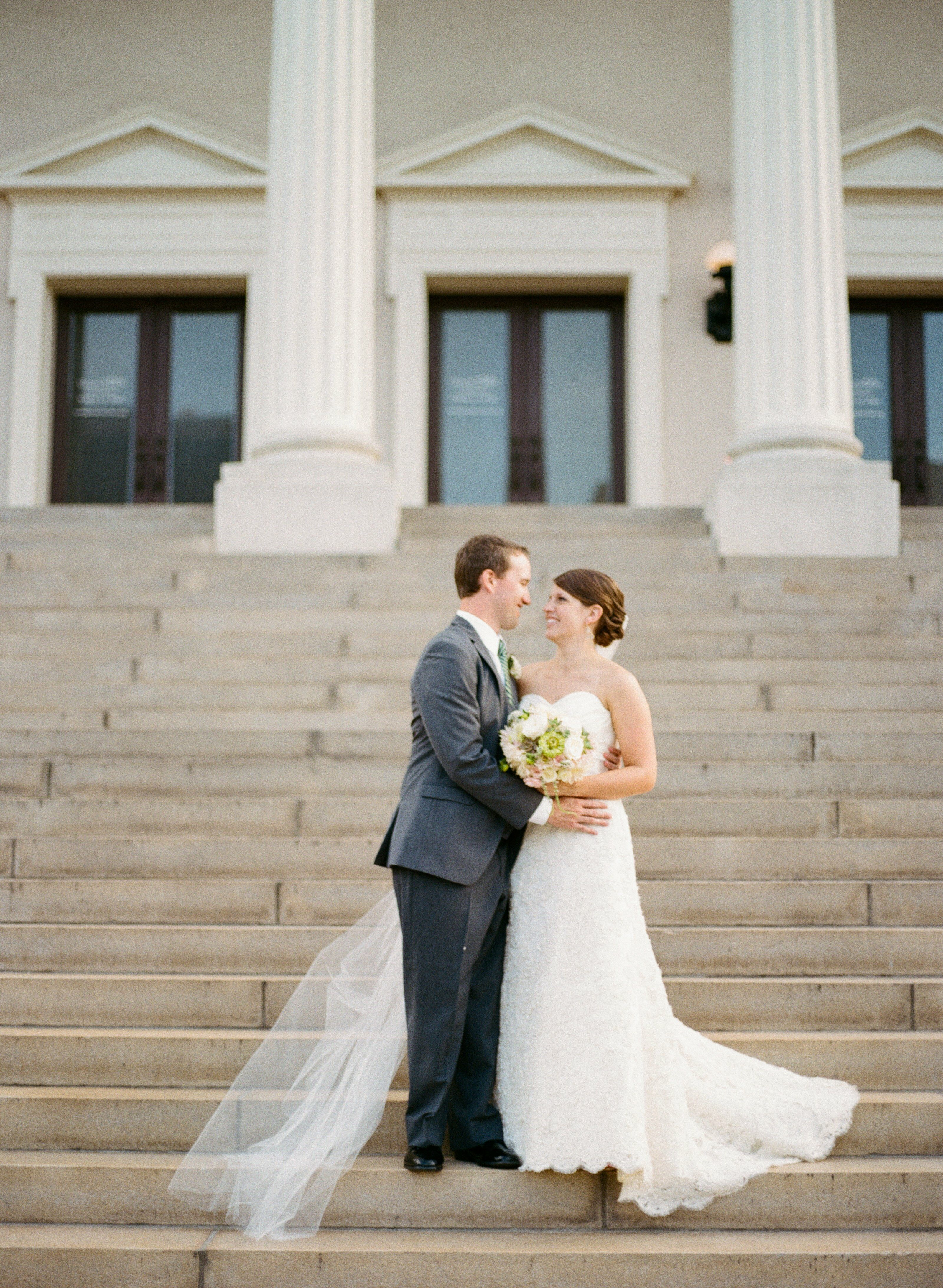 A formal navy wedding in greenville sc for Wedding dresses greenville sc