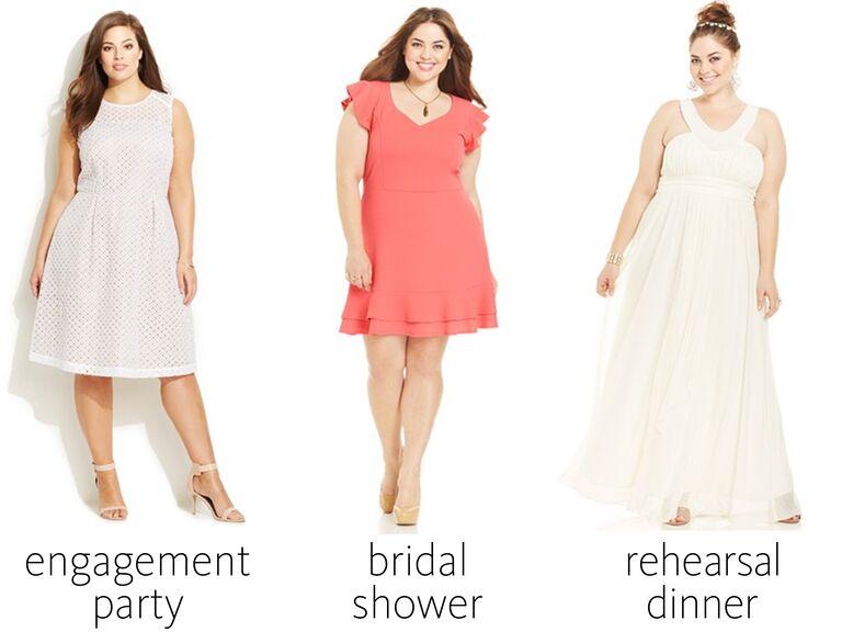 Bridal Shower Dresses For Bride Plus Size - Wedding Dress Ideas