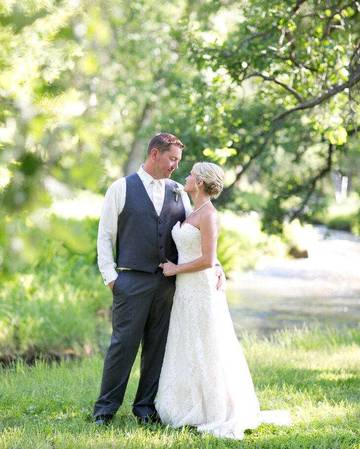 A Rustic Outdoor Wedding At Custer State Park In Custer