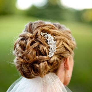 Wedding hairstyles bridesmaid hairstyles wedding updos wedding updos wedding updos wedding updos junglespirit Images