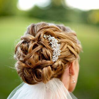 Swell Wedding Hairstyles Bridesmaid Hairstyles Short Hairstyles Gunalazisus