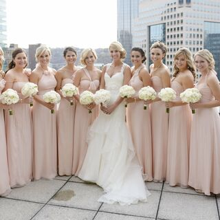 A Carnegie Museum Wedding in Pittsburgh