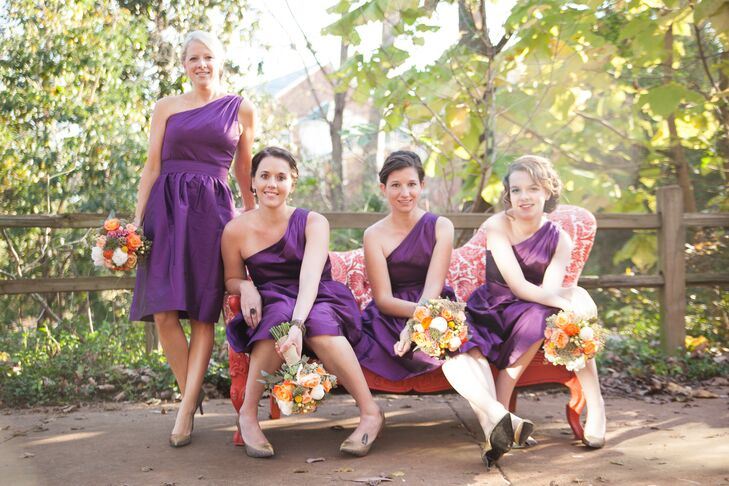 A shabby chic wedding at variety works in madison georgia - Le petit jardin madison ga toulouse ...