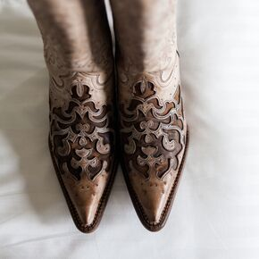 Cowboy Boot Weddings