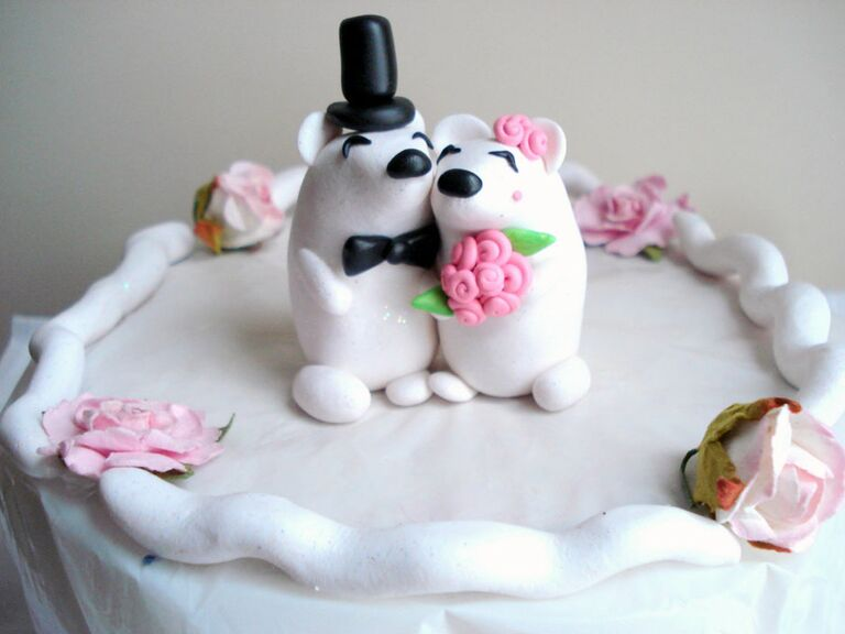 Etsy Wedding Cake Toppers