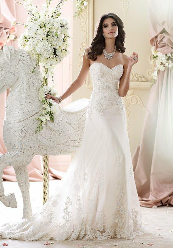 David Tutera for Mon Cheri 215267 - Nala Wedding Dress photo