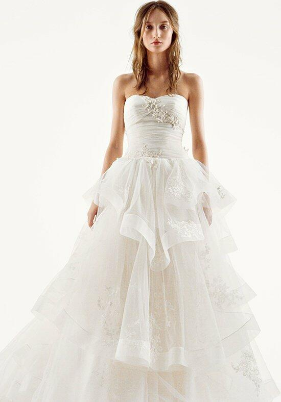 White by Vera Wang White by Vera Wang Style VW351197 Wedding Dress photo
