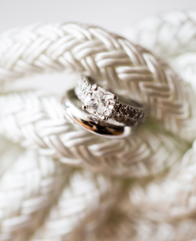 Creative Ways To Display Ring Studio Nouveau The Knot Blog