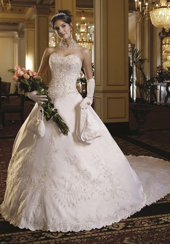 1 Wedding by Mary's Bridal 5753 Wedding Dress photo