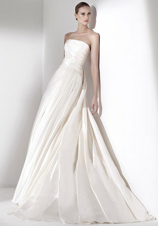 Elie by Elie Saab for Pronovias SEYCHELLES Wedding Dress photo