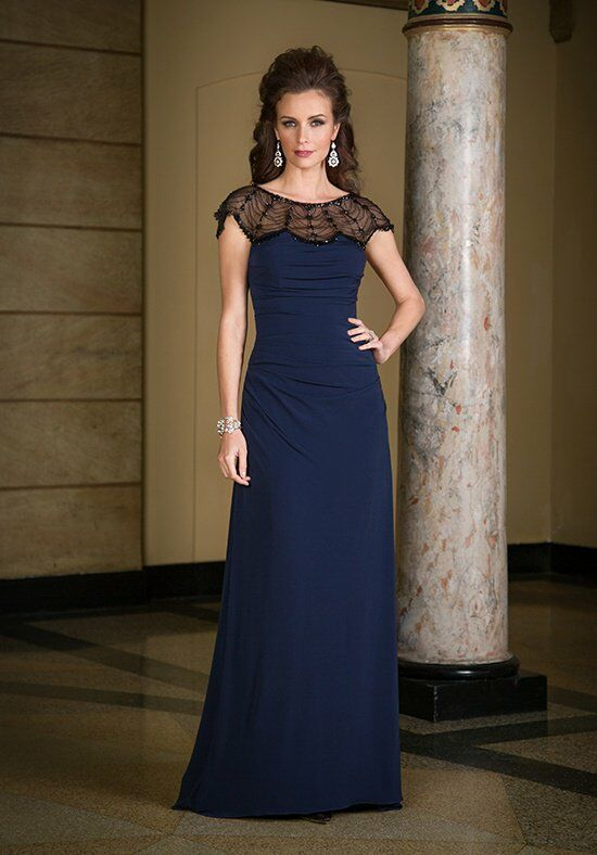 Jade Couture K168058 Mother Of The Bride Dress photo