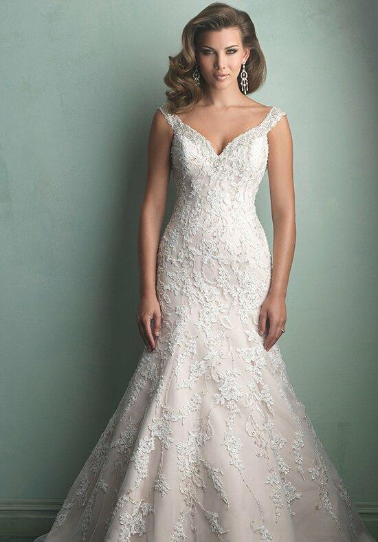 Allure Bridals 9164 Wedding Dress photo