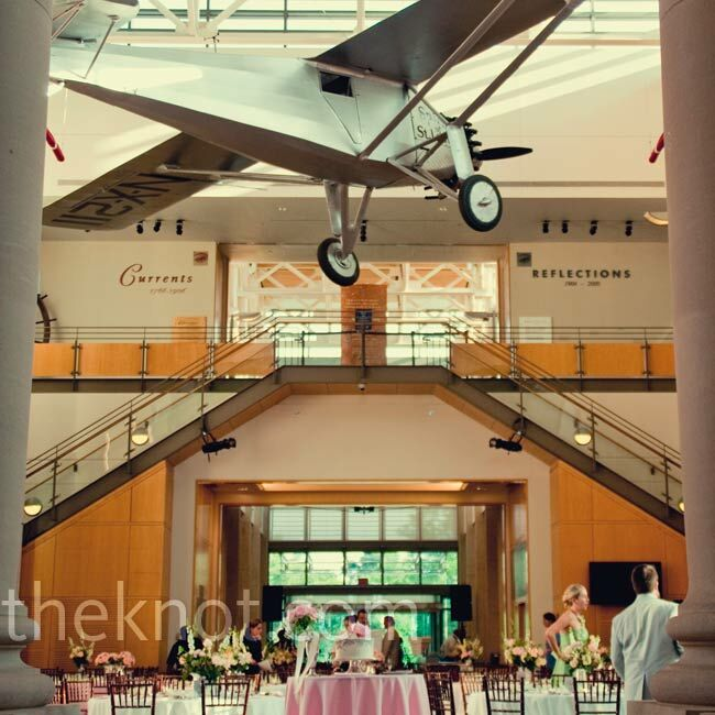 Missouri History Museum Wedding