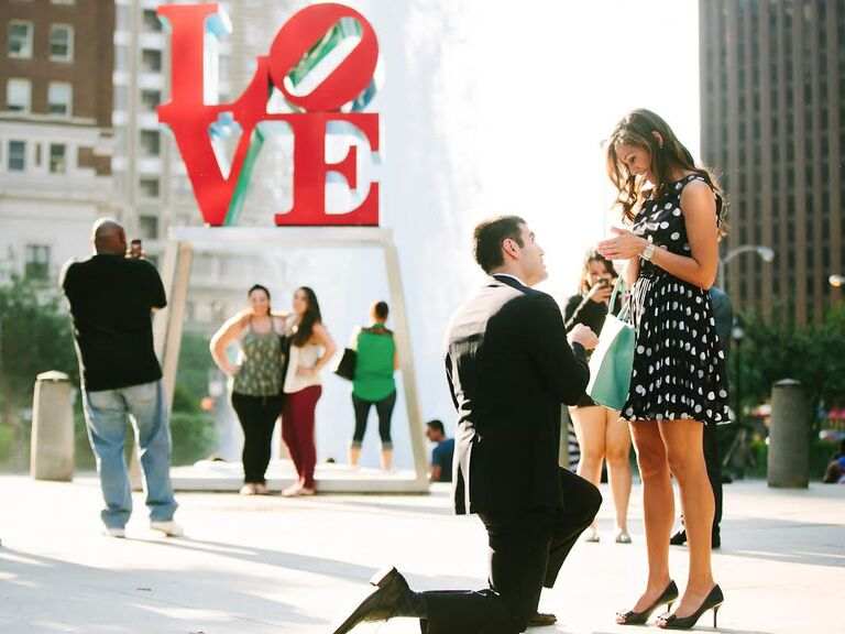 61 Most Romantic Ways to Propose