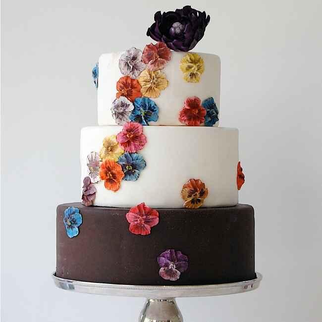 Jane Asher Glass Cake Stand