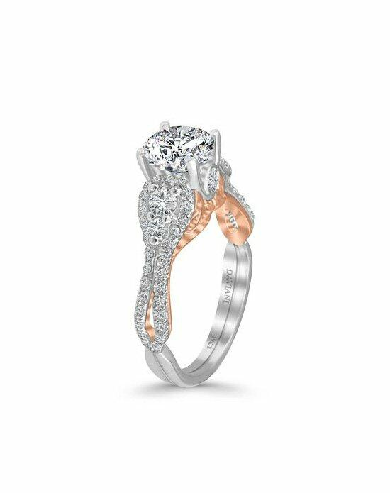 Daviani Love Links Collection DCR1109 Engagement Ring photo