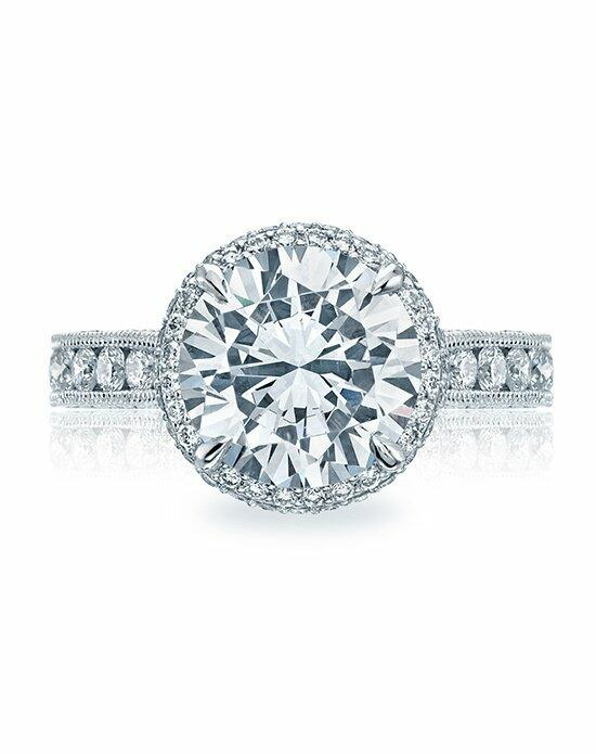 Tacori HT 2609 RD 10 Engagement Ring photo