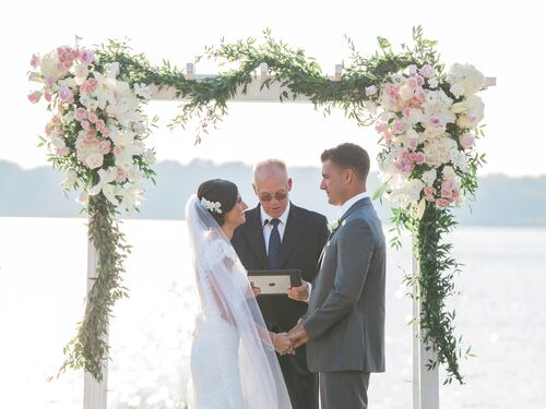 How to become ordained to perform wedding ceremony