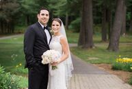 Choosing a location to celebrate with their families and friends was a no-brainer for Lauren Veneziano (31 and a teacher) and Christopher DeSantis (32