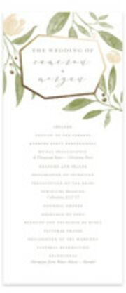 Wedding Program Example.Wedding Programs Wedding Program Wording