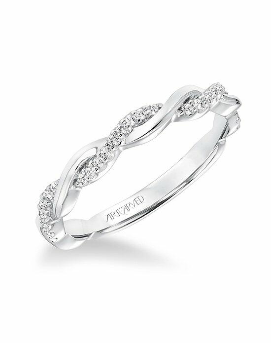 ArtCarved 31-V657W-L Wedding Ring photo