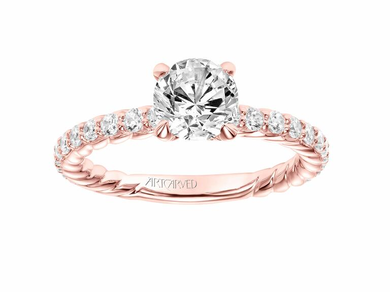 17 popular engagement ring trends