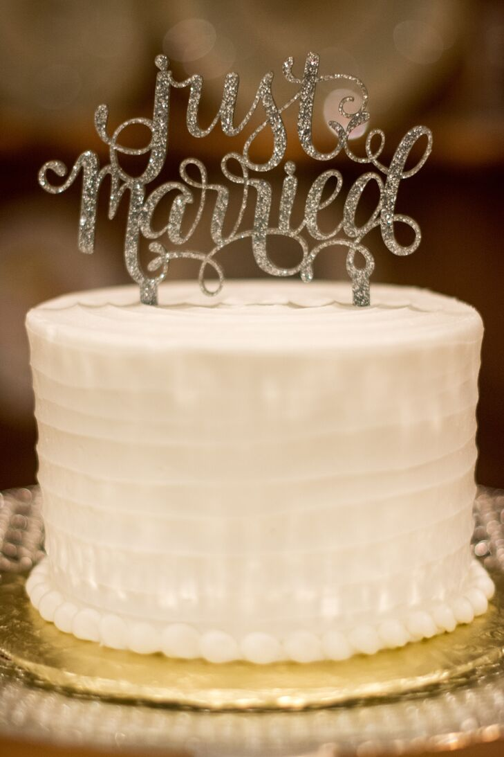 simple one layer wedding cakes a pretty white wedding at bent pine golf club in vero 20000