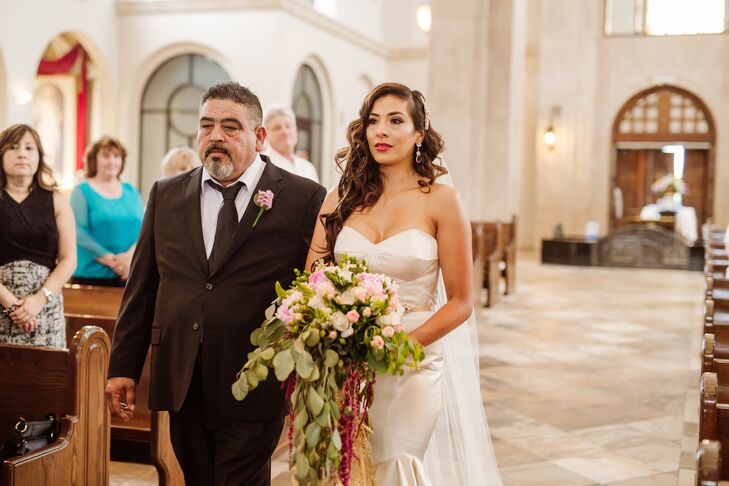 An Old-Hollywood Glamour Wedding at Glass Mansion Estate in Los ...